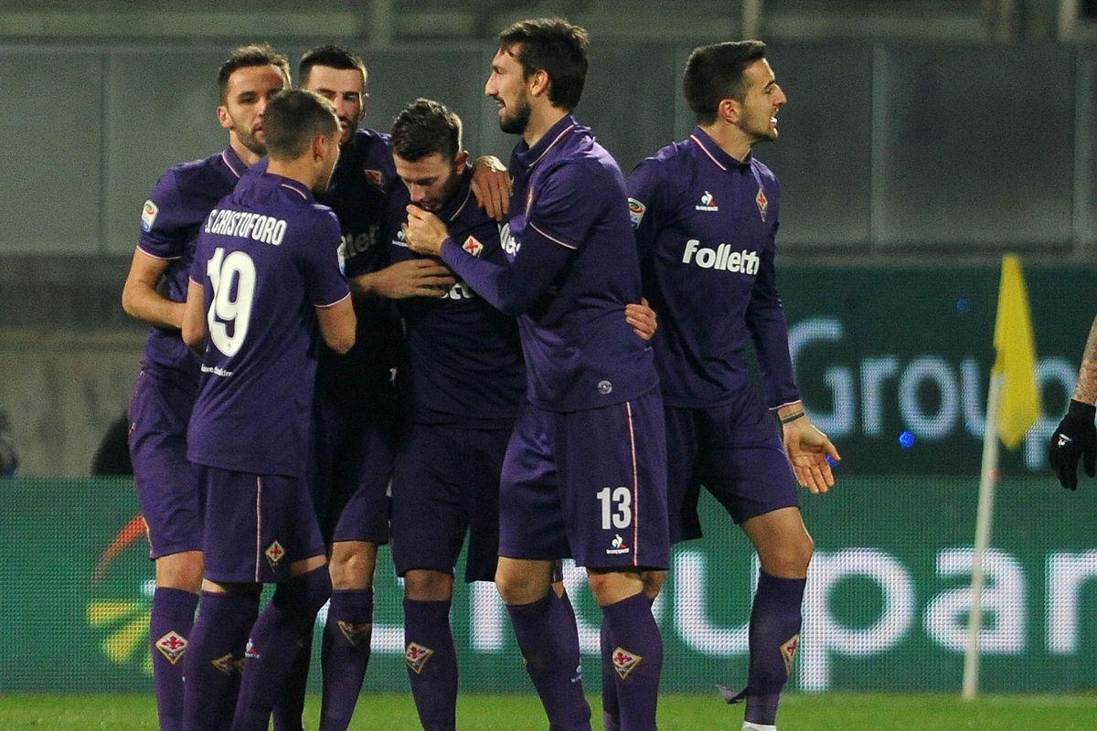 ACF Fiorentina vs S.S.C Napoli - Serie A