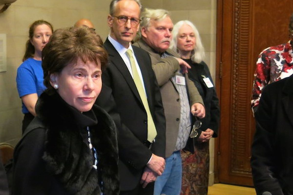 Board of Regents Chancellor Merryl Tisch ratcheted up her criticism of the city's decision not to close struggling schools.