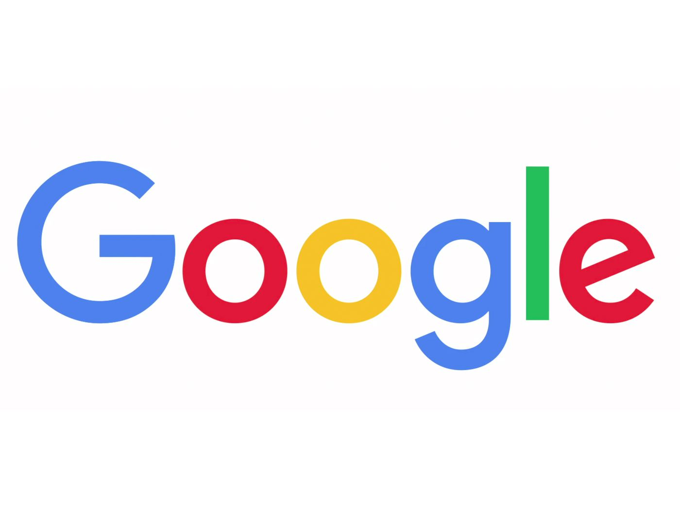 Google has a new logo - The Verge