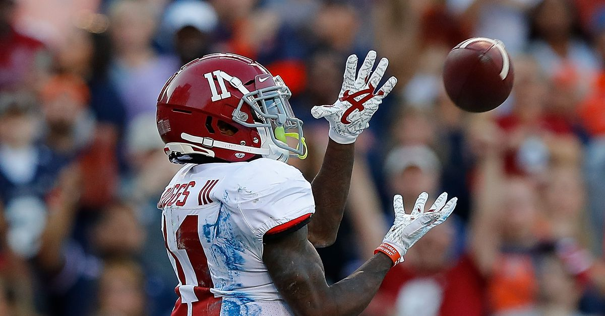 Broncos are among the teams that Alabama wide receiver Henry Ruggs has heard from constantly throughout the d…