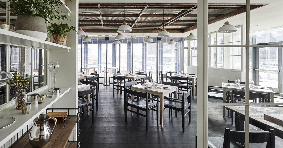 The restaurant that puts 'modern in modern farmhouse
