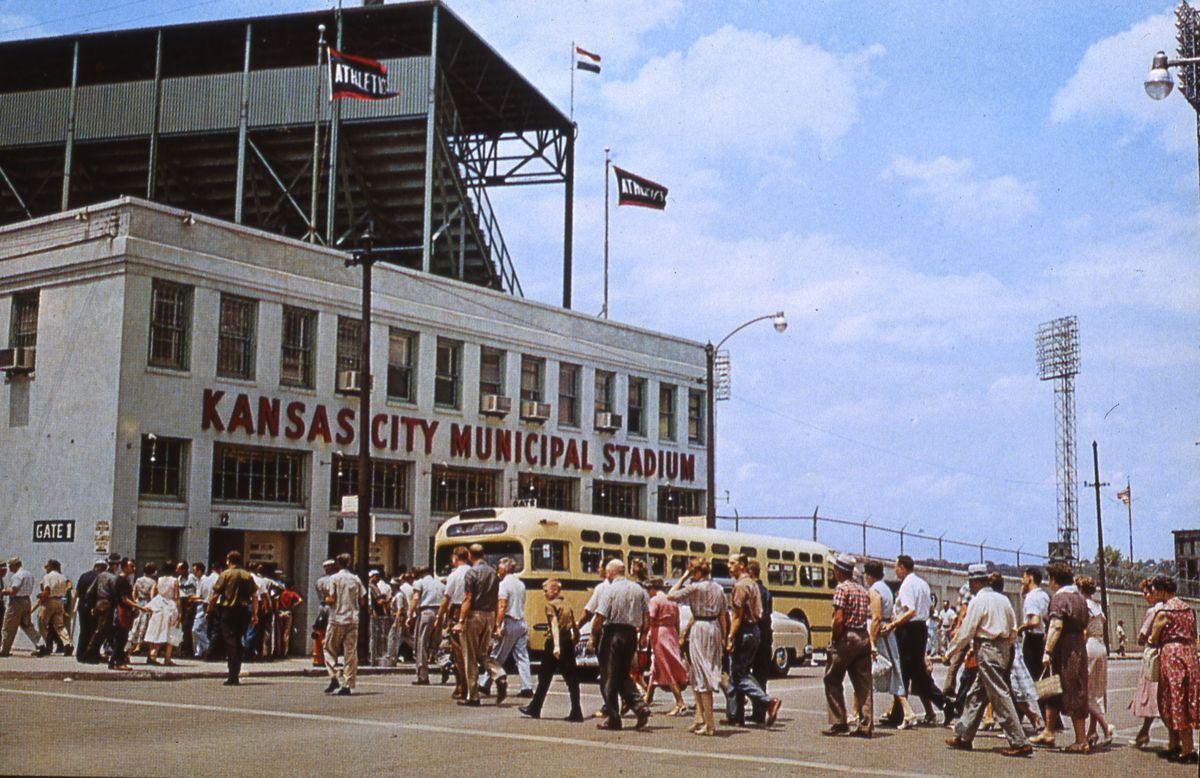 Municipal Stadium Kansas City