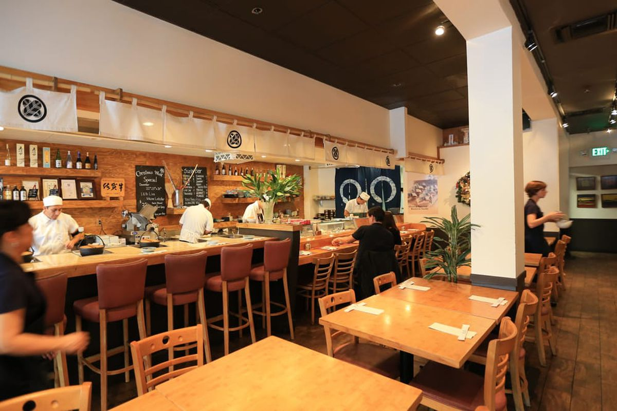 Jonathan Gold Raves About Osawa The Newly Improved Anese Spot In Pasadena