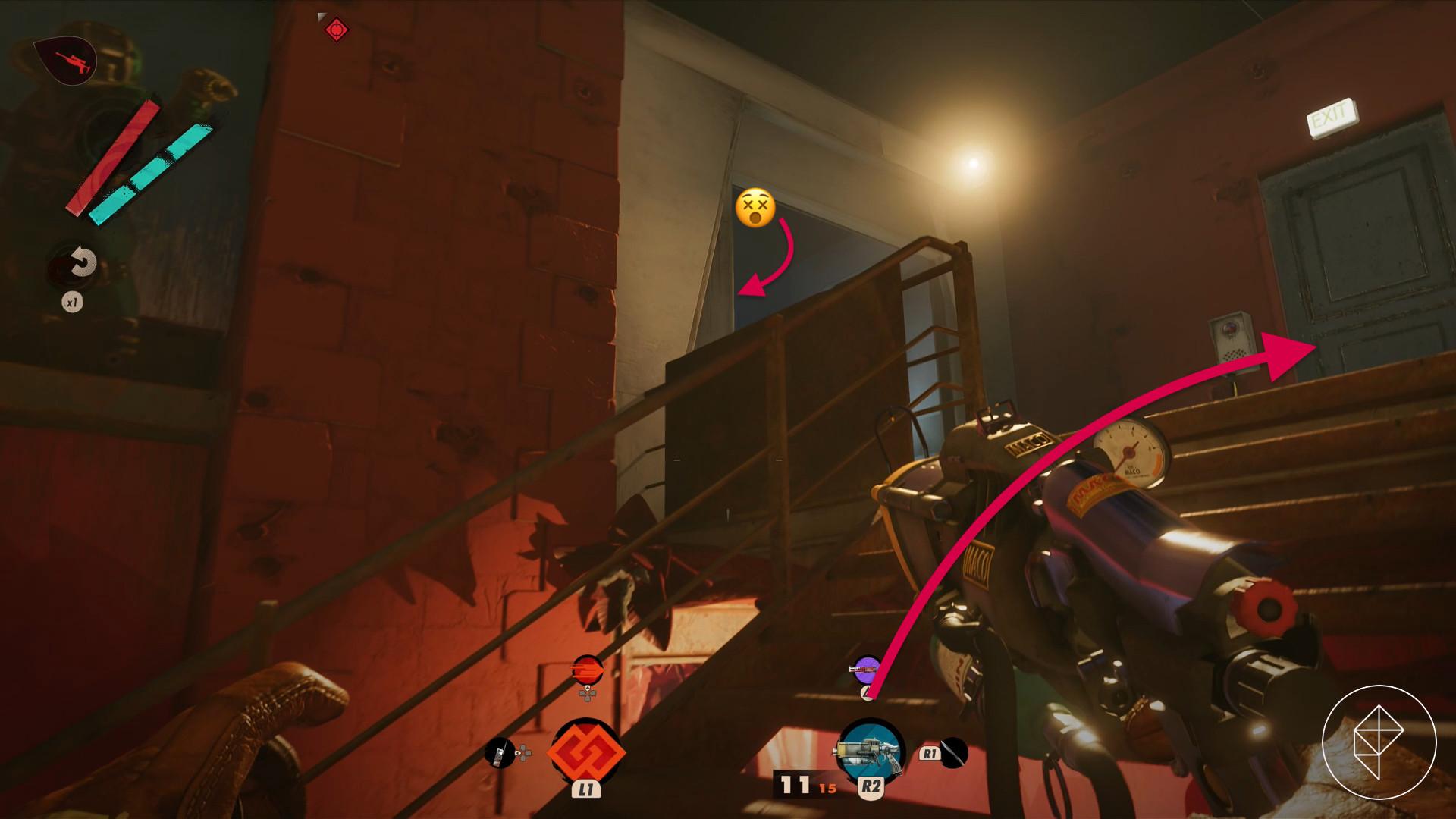Deathloop walkthrough: Space Invader Lead