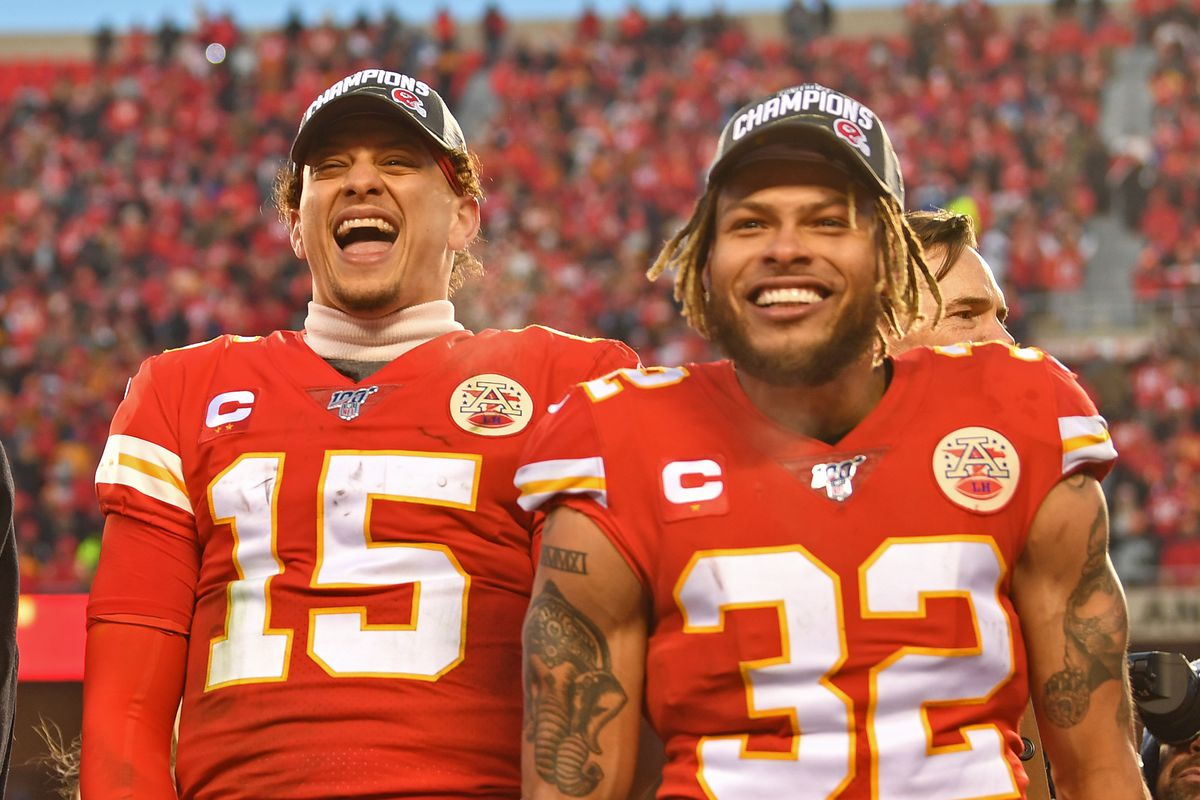Patrick Mahomes, Tyrann Mathieu's measures are about more than a ...