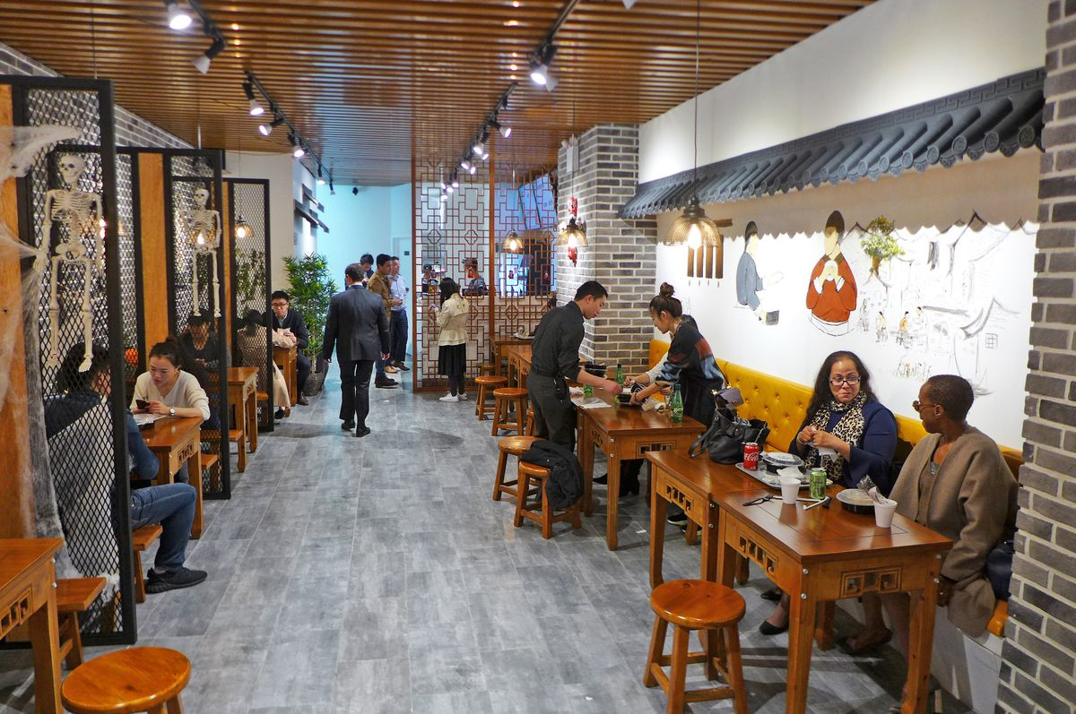 Old Xi'an Delicacy opens NYC