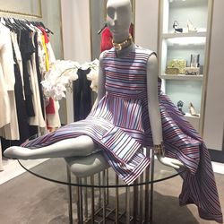 Sadly, neither the mannequin nor her outfit are for sale