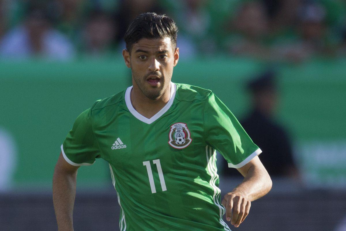 Soccer: Croatia vs Mexico