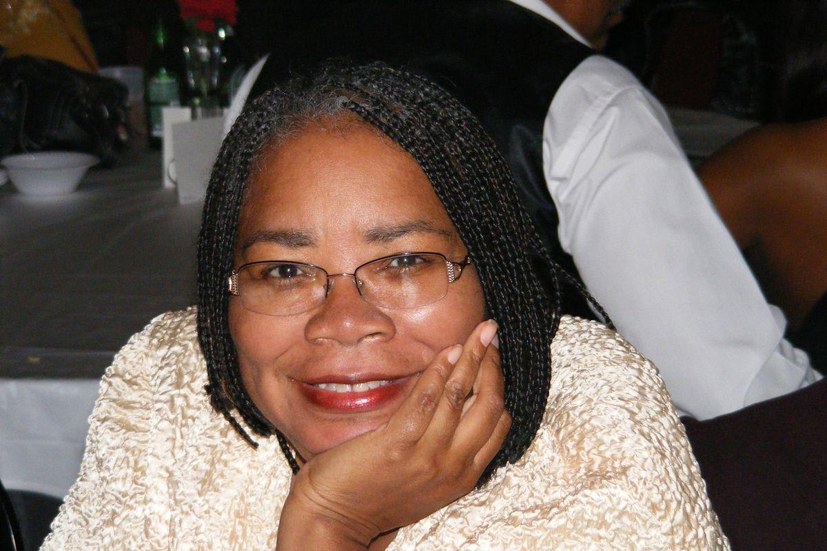 Illinois Poet Laureate Angela Jackson