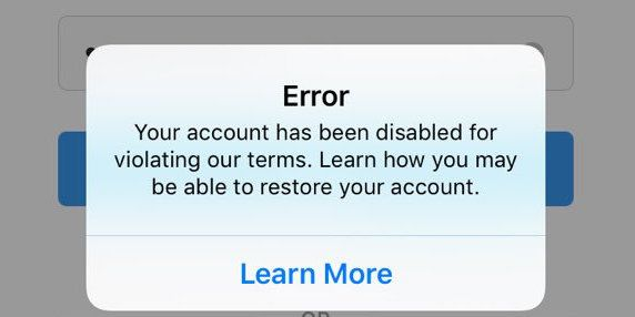 Instagram bug makes user accounts appear to be deleted - The