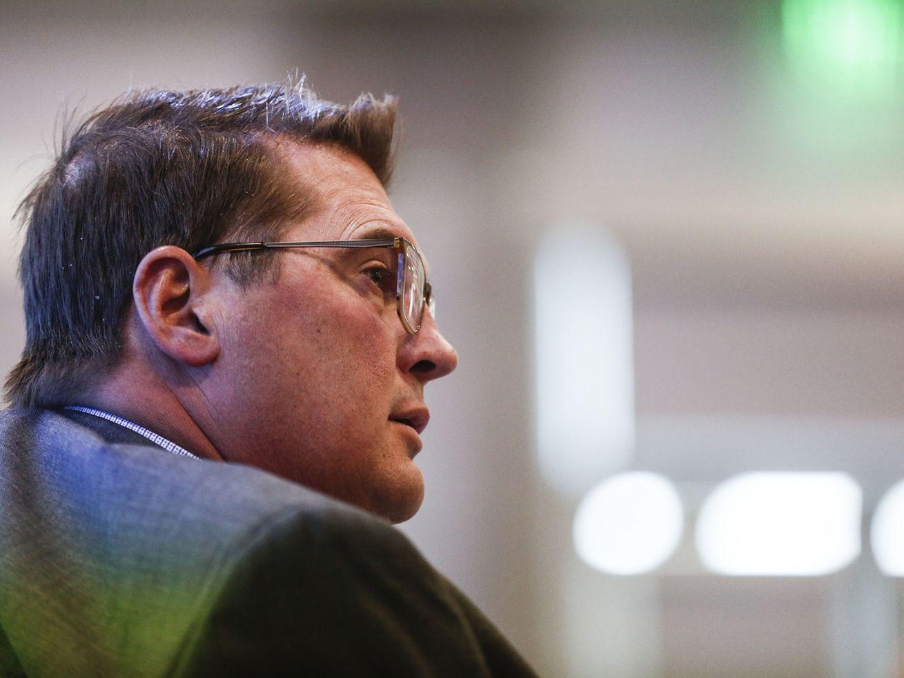 Why Utah House Majority Leader Francis Gibson says he's resigning from Legislature