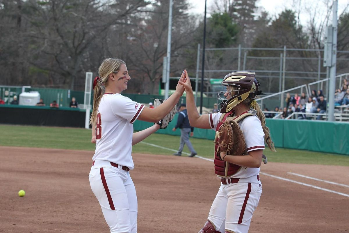 Boston College Softball Continues Solid Season With Sweep of NC State