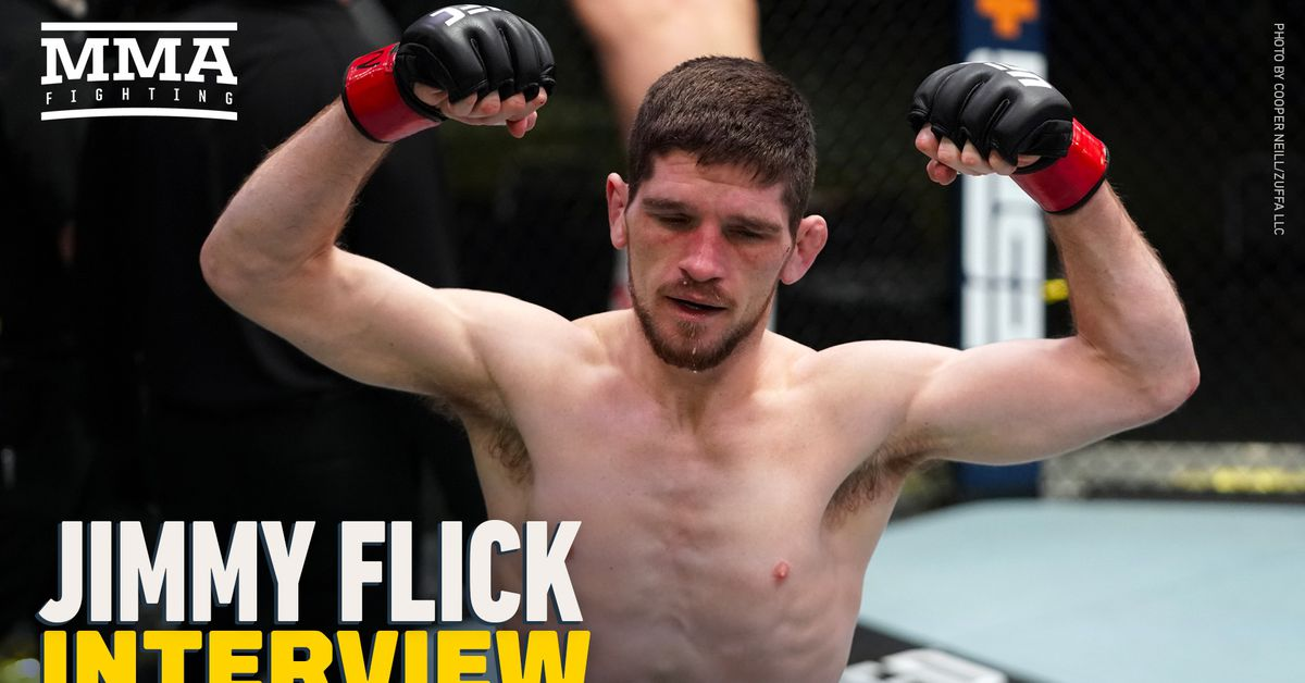UFC's Jimmy Flick explains retirement decision: 'We have no 401k. We have no fallback'