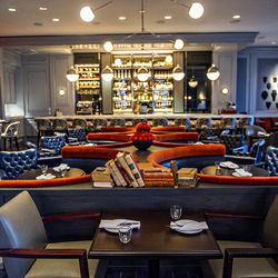 The newly opened Bar Margot replaces Park 75 and at the Four Seasons hotel in Midtown.