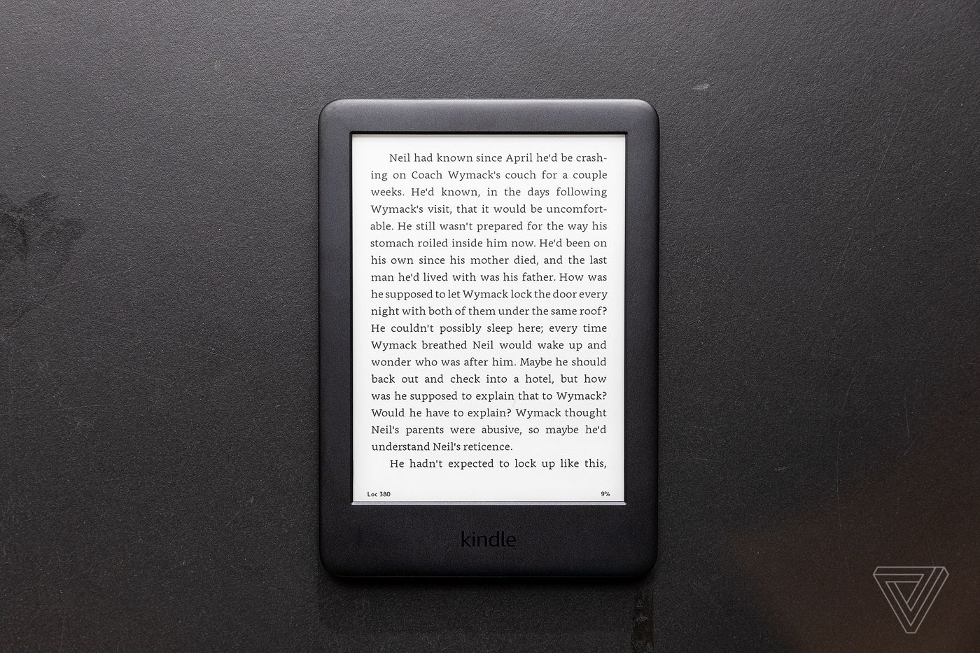 Amazon Kindle (2019) review: a backlight can't save the low-res