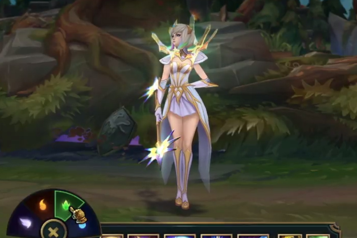 Here S How Elementalist Lux S 10 Forms Will Work The Rift Herald
