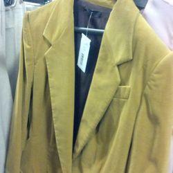 Corduroy blazer, originally $1990, now $597