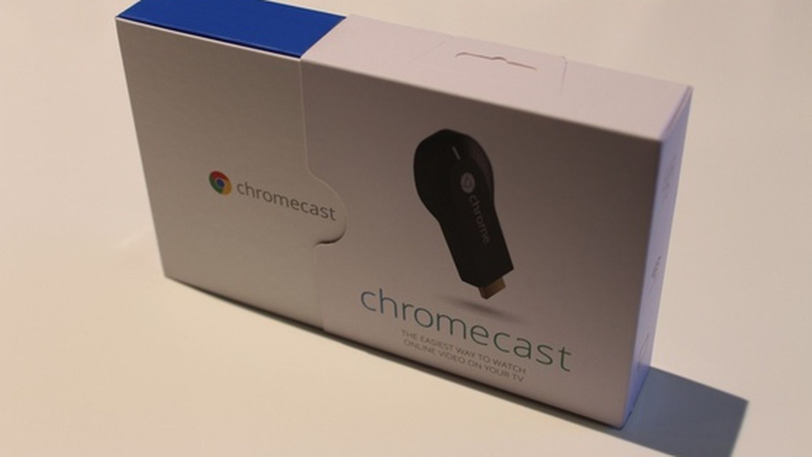 ipad chromecast streamen