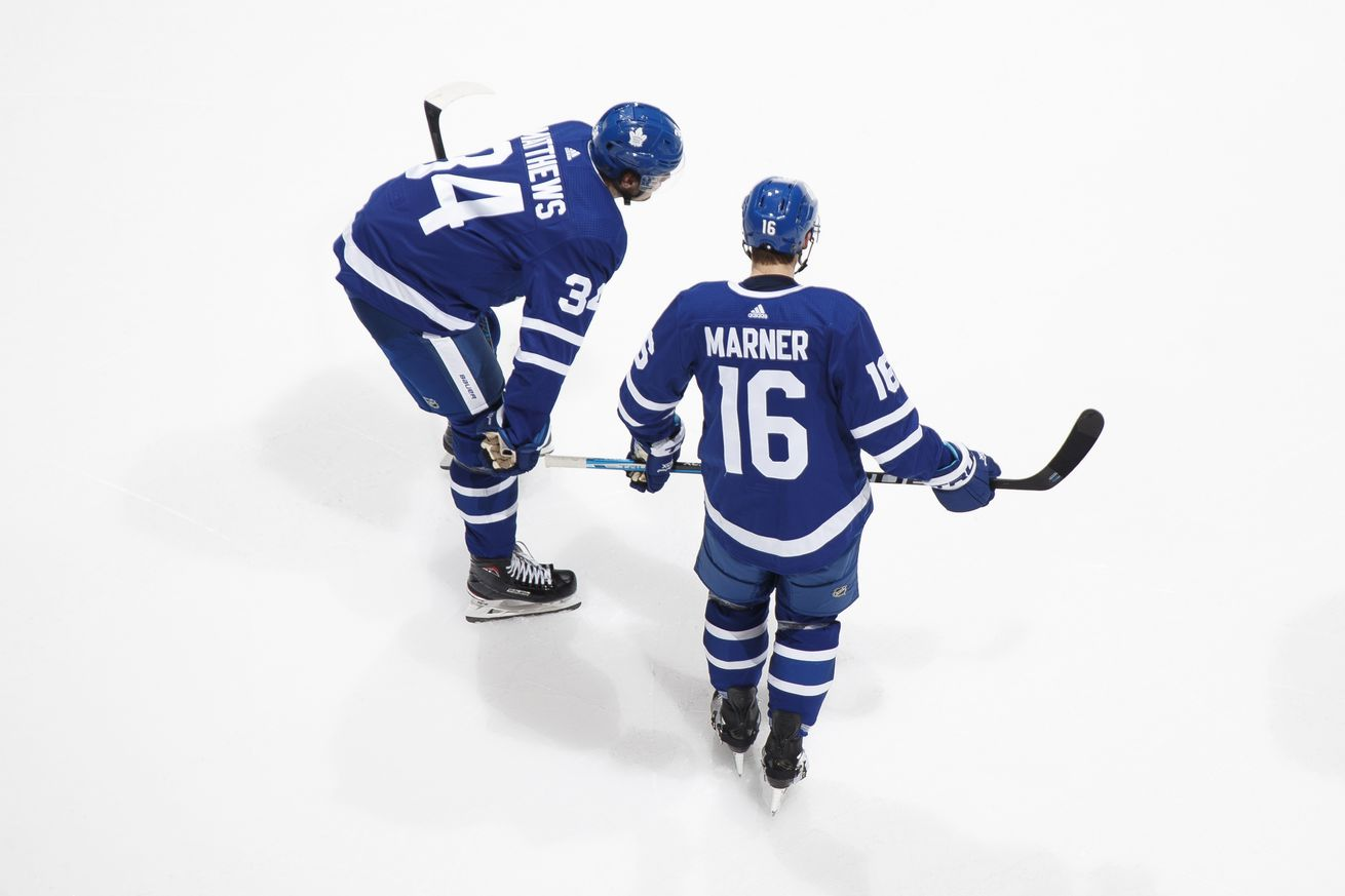 Tuesday's FTB: Leafs fans are getting into mid-season form