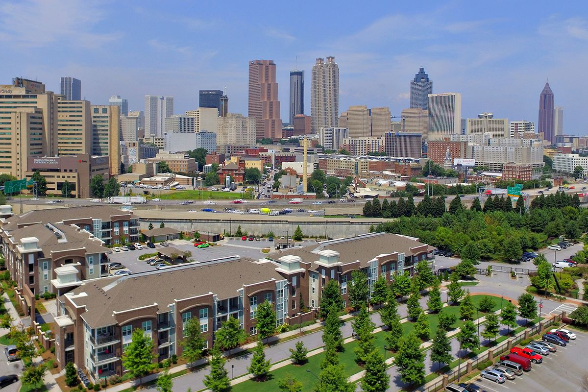 Atlanta Counted Among 5 Global Cities Boldly Fighting Consequences