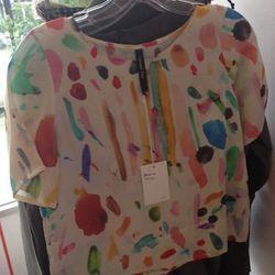 Palette Blouse, $150
