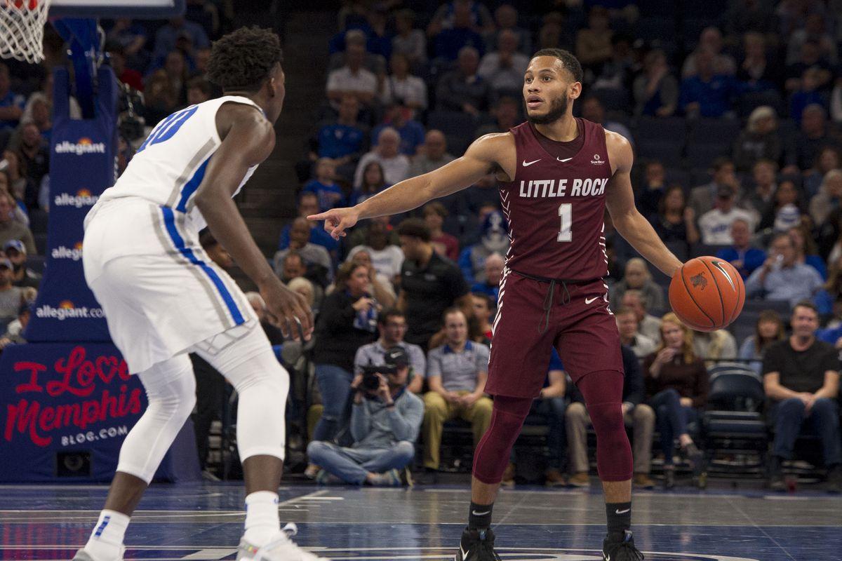 NCAA Basketball: Arkansas-Little Rock at Memphis