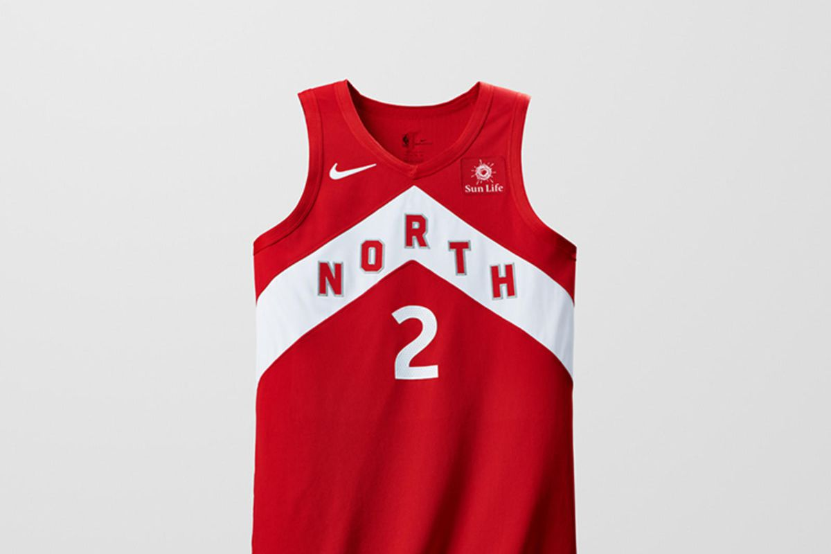 "reputable site fd09b badca Nike unveils ""Earned Edition"" jersey for the Raptors ..."