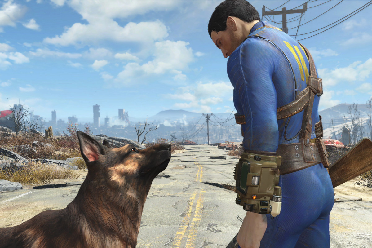 Fallout 4 and Skyrim are getting mods on PS4 after all - The