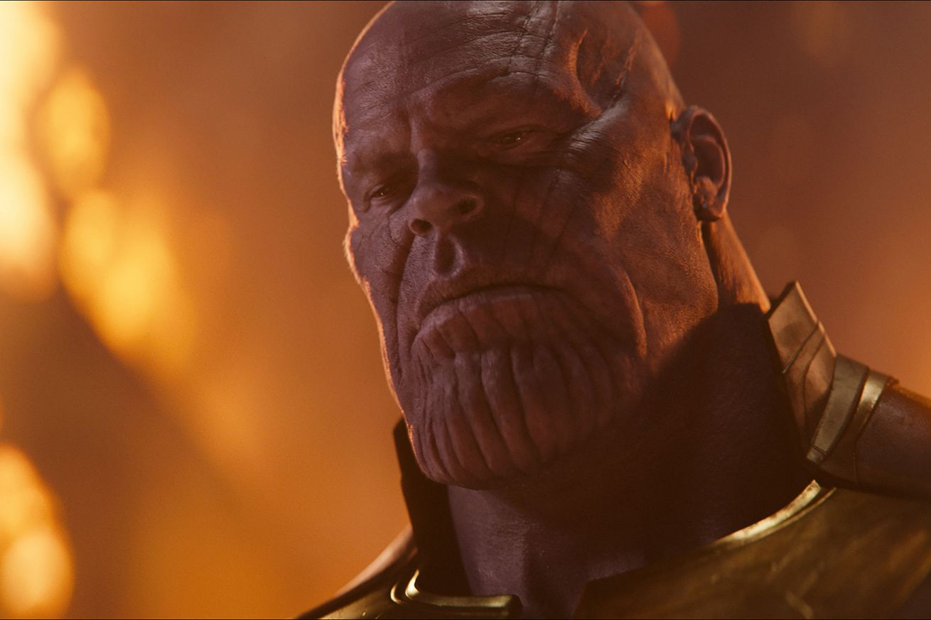 how avengers infinity war turned josh brolin into an eight foot purple madman