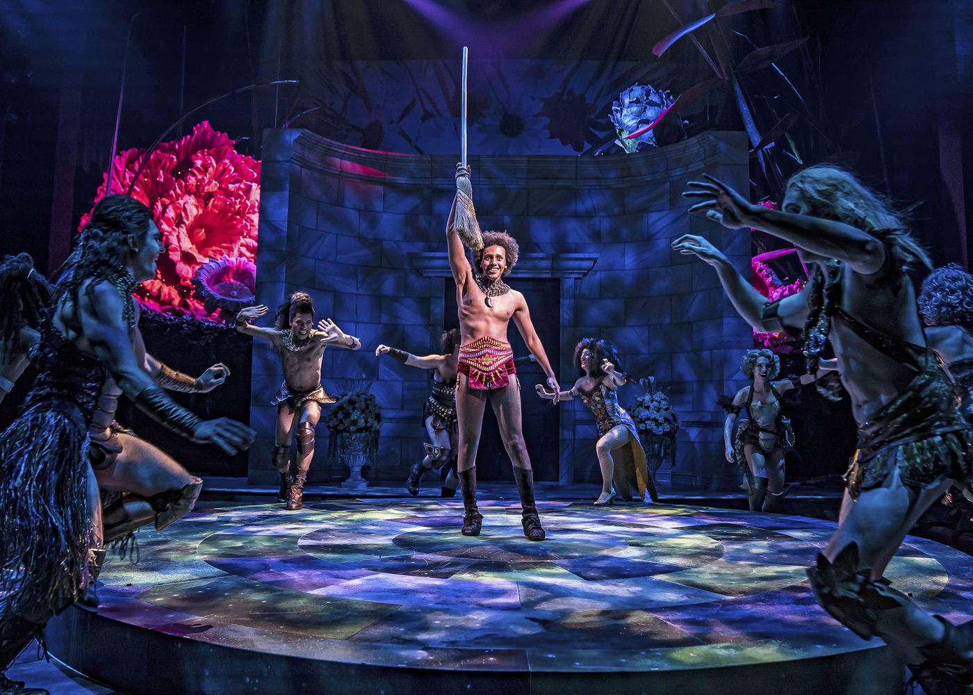 Midsummer Night's Dream' review: Spectacle overpowers story