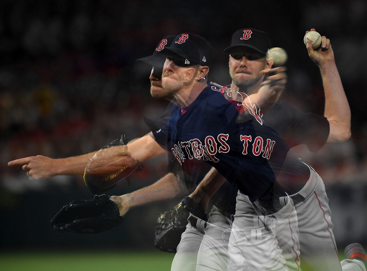 Boston Red Sox v Los Angeles Angels of Anaheim