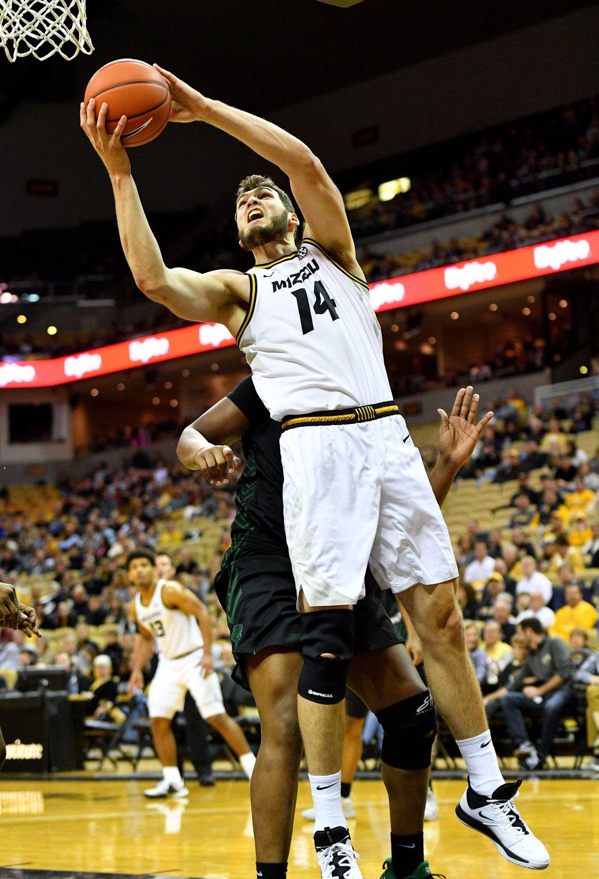 NCAA Basketball: Chicago State at Missouri