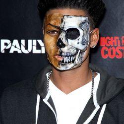 DJ Pauly D apparently likes Zombie Boy.