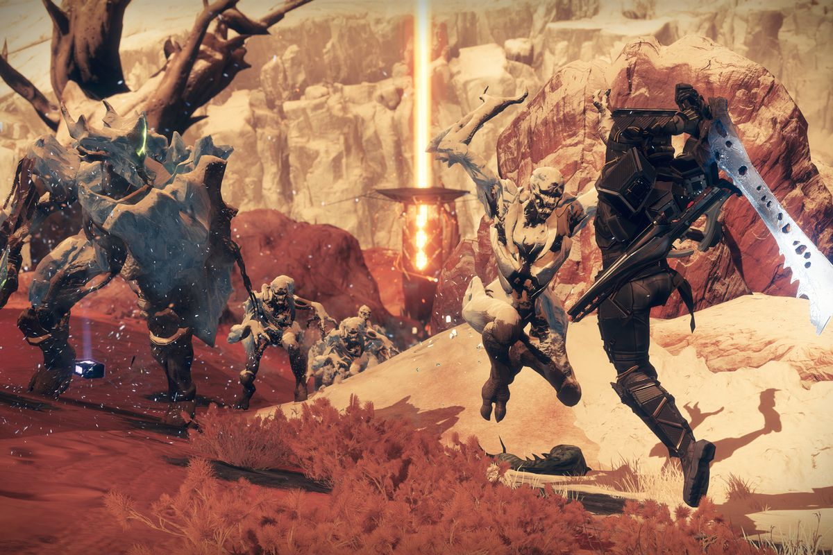 Destiny 2: Warmind - Escalation Protocol