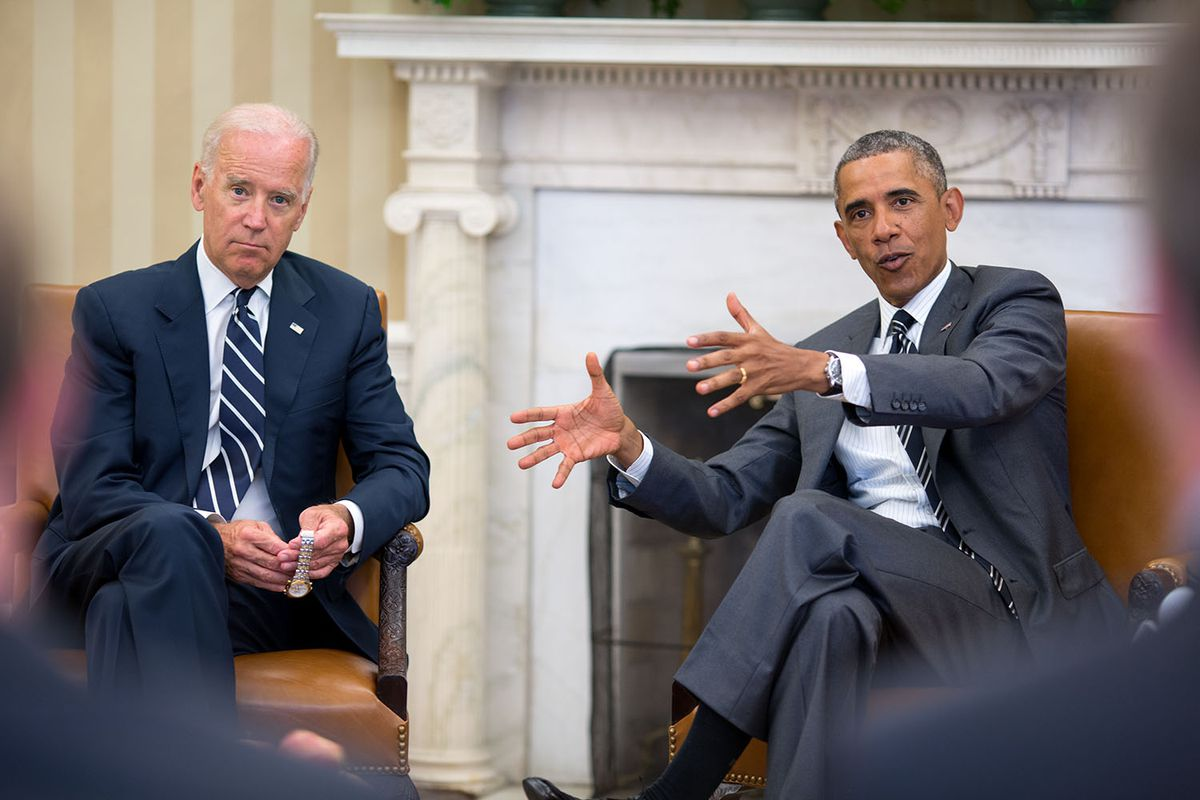 """""""The uninsured rate fell by THIS MUCH!"""" - President Obama, probably"""