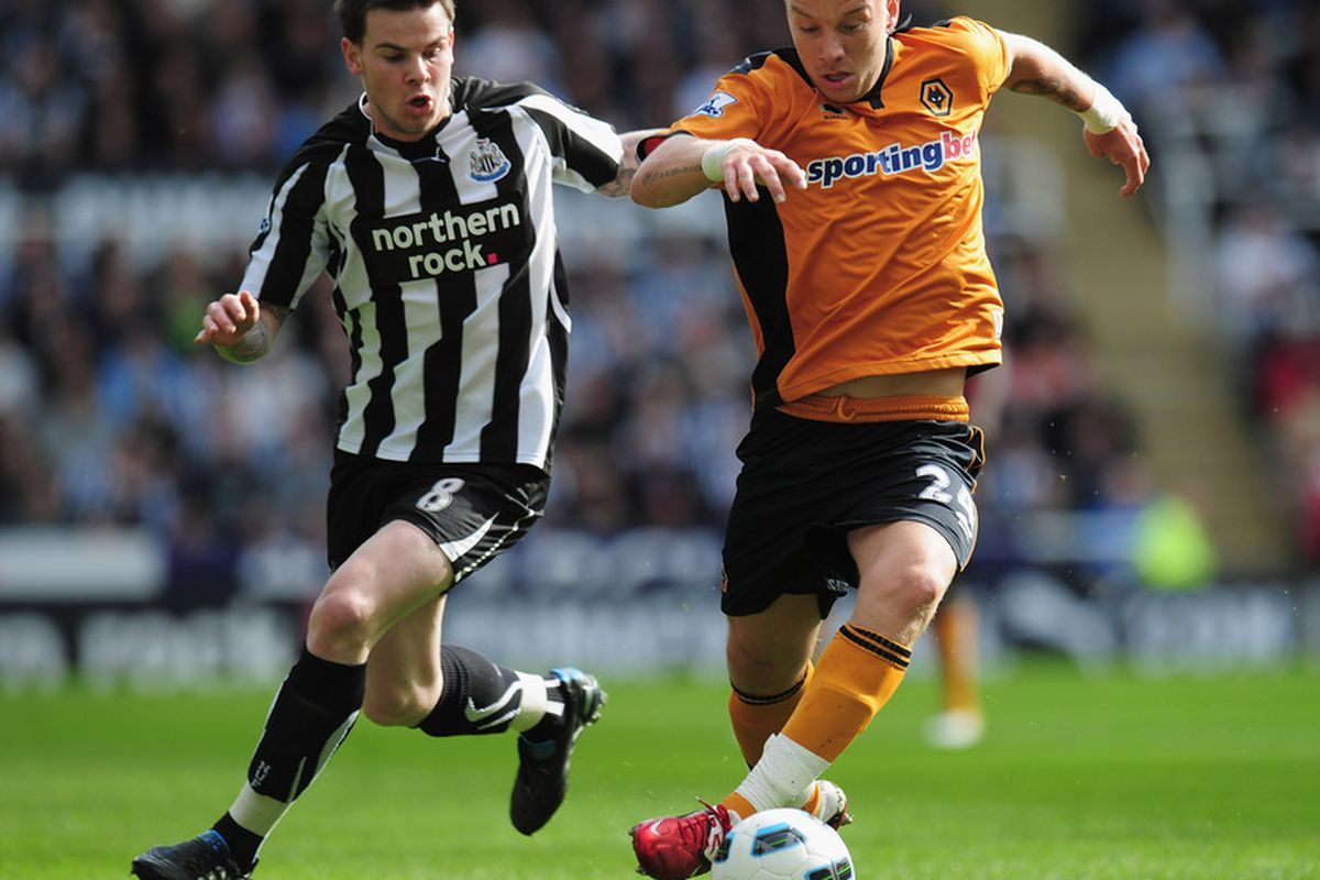 Danny Guthrie is the man of the moment on Tyneside.