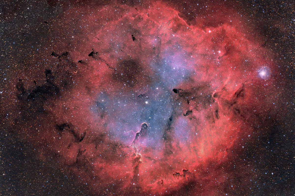 MESTAVAINIO IC 1396 Nebula