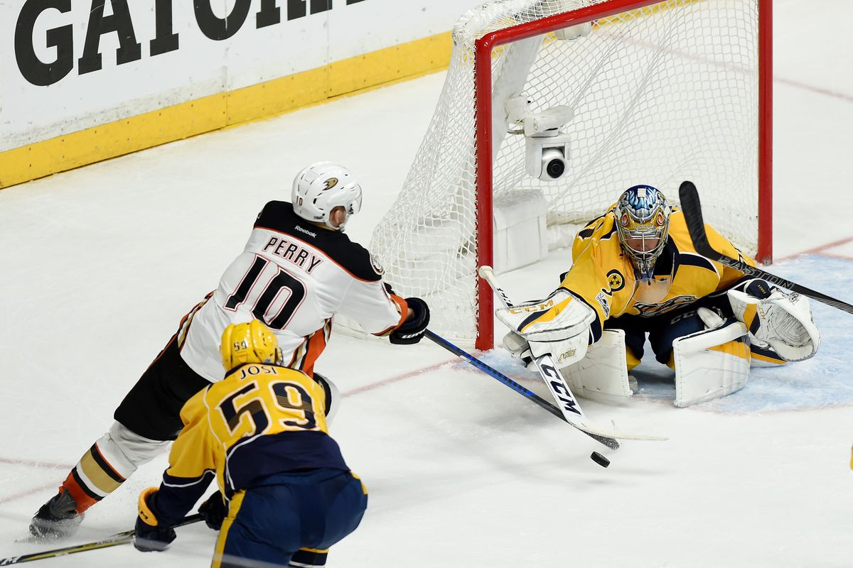 Ryan Johansen Injured NHL Predators star better after emergency surgery