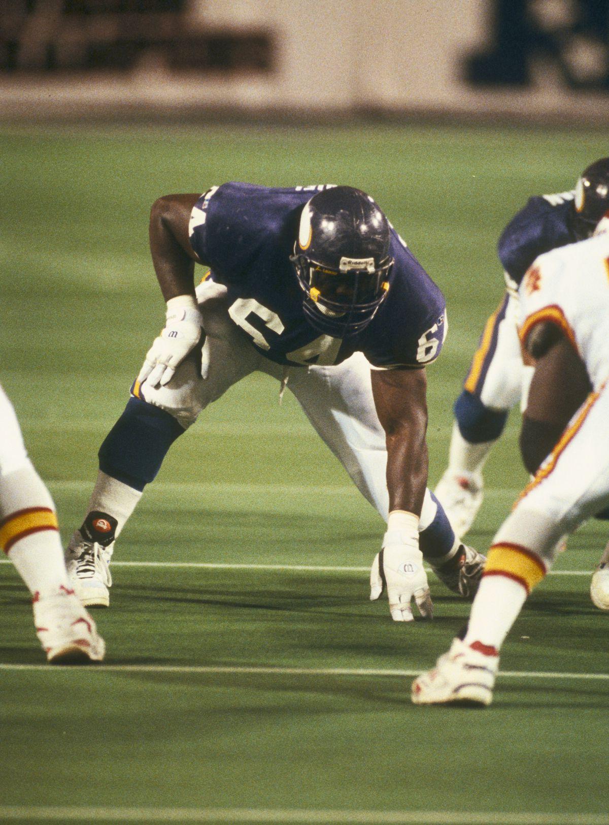Minnesota Vikings 1990's - File Photos