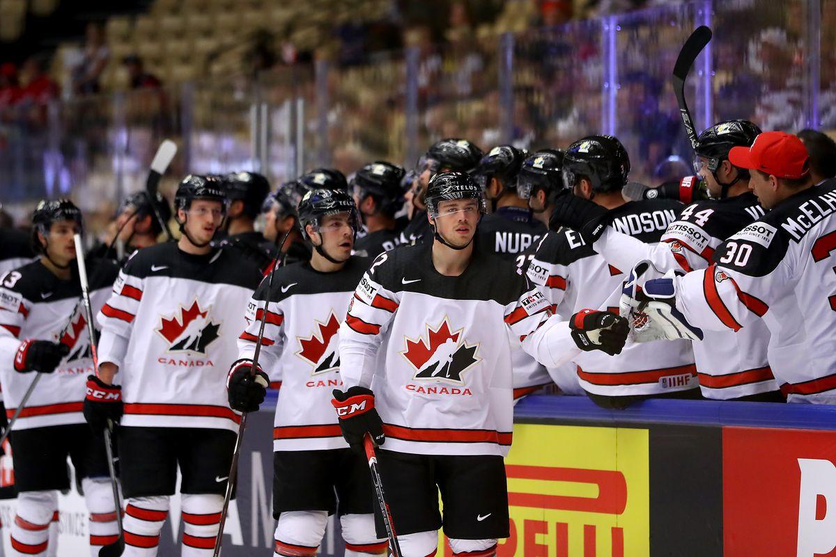 Canada v Latvia - 2018 IIHF Ice Hockey World Championship