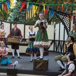 The Utah Shakespeare Festival contributes to the economic development of Cedar City.