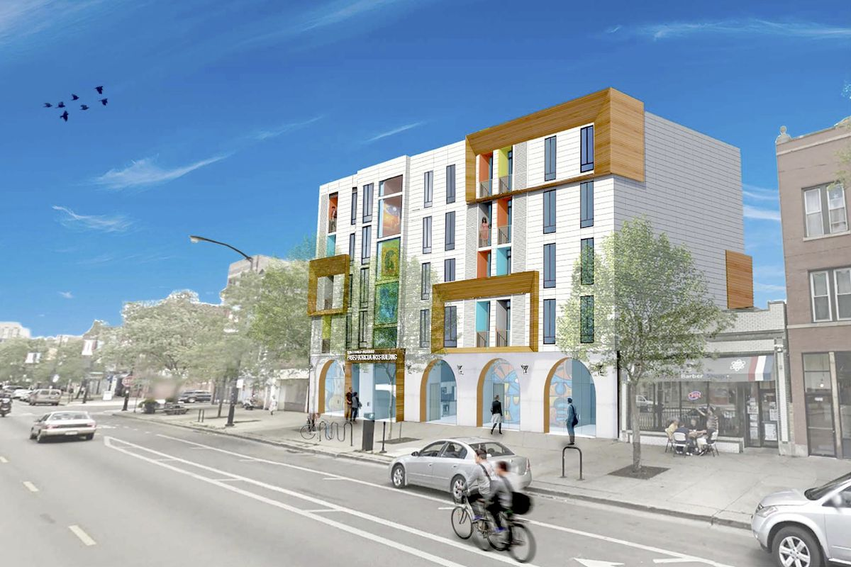 Affordable artist housing in Humboldt Park gets city support