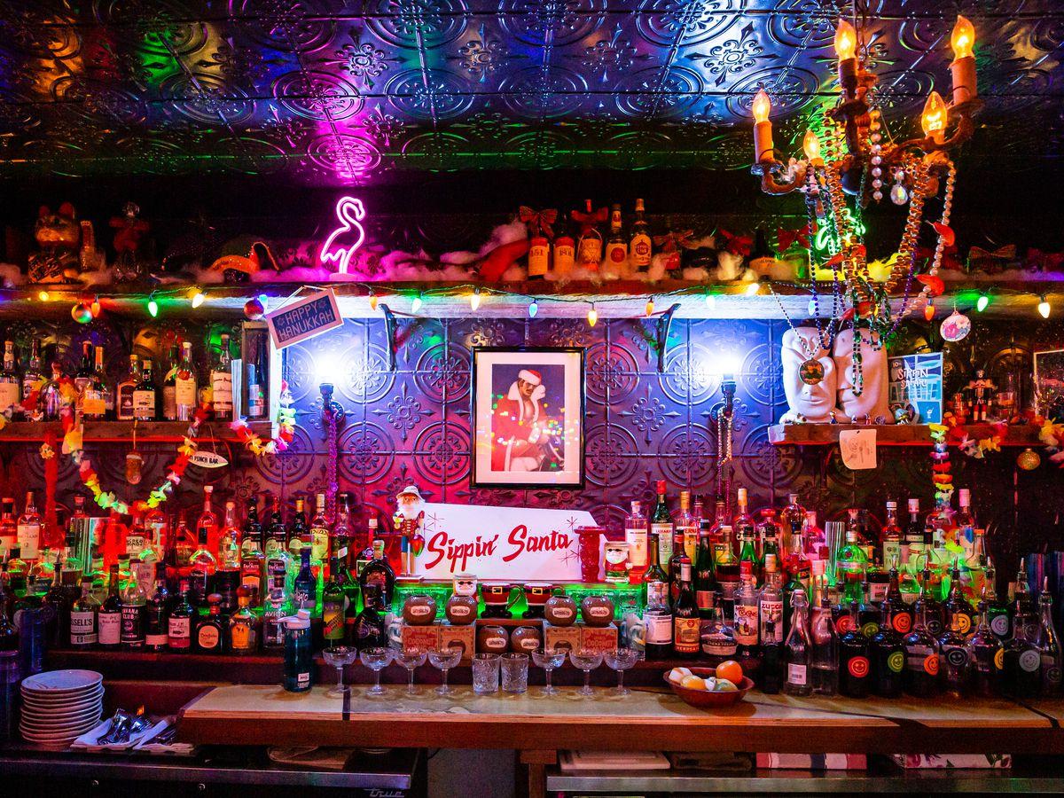 Highland Park Decatur Ga Christmas Lights 2020 The Best Atlanta Holiday and Christmas Bar and Restaurant Pop Ups