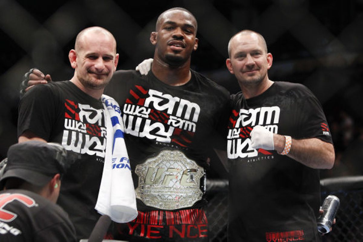 1841cd4ced Greg Jackson  UFC deal with Reebok hurts select coaches who also get  sponsored