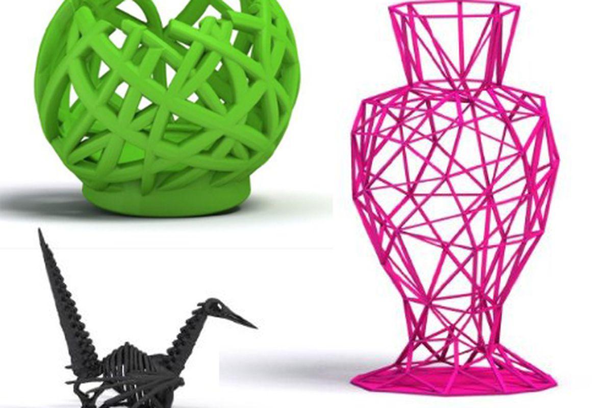 "Sculpteo offers customizable, 3D printed products via <a href=""http://www.amazon.com/b/ref=topnav_storetab_3dp?ie=UTF8&amp;node=8323871011"">Amazon</a>"