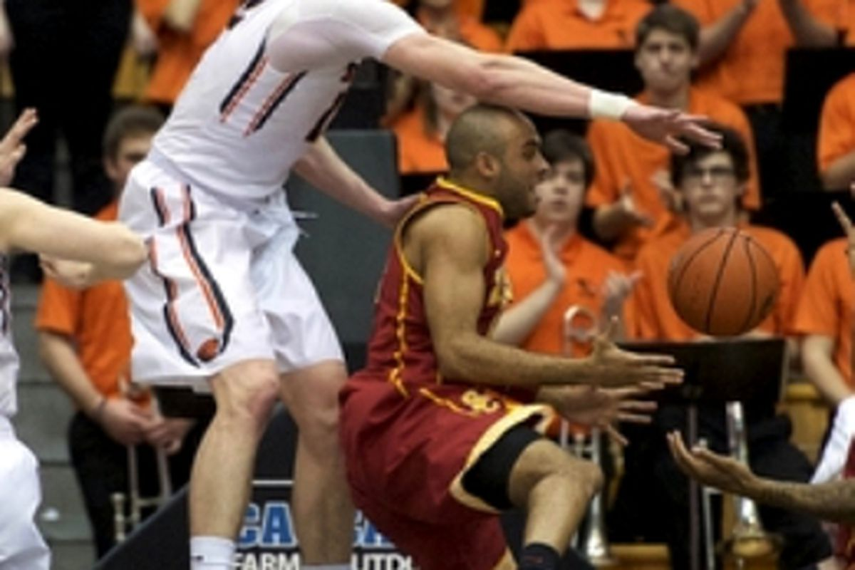 Drew Eubanks and the Beavers will attempt to get back to the way they played the last time they played at Gill tonight.