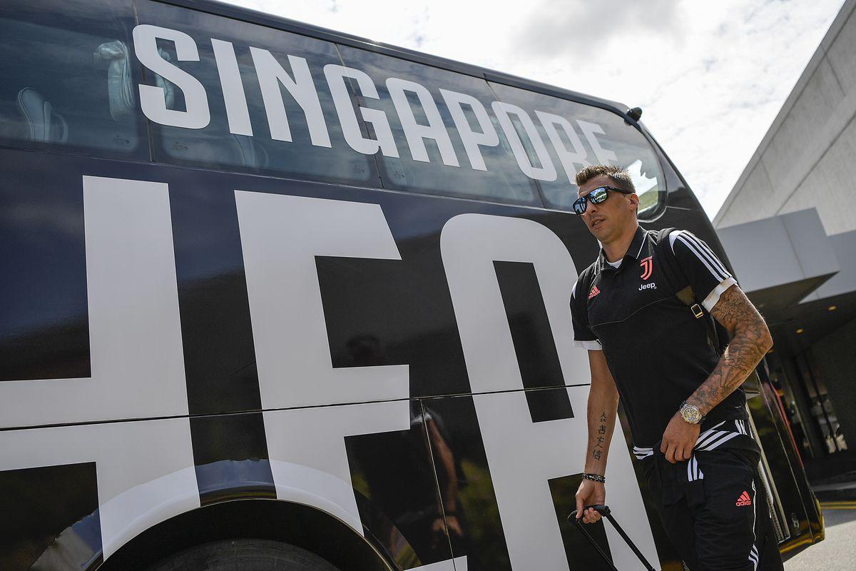 Juventus Tavel To Singapore for The 2019 Summer Tour