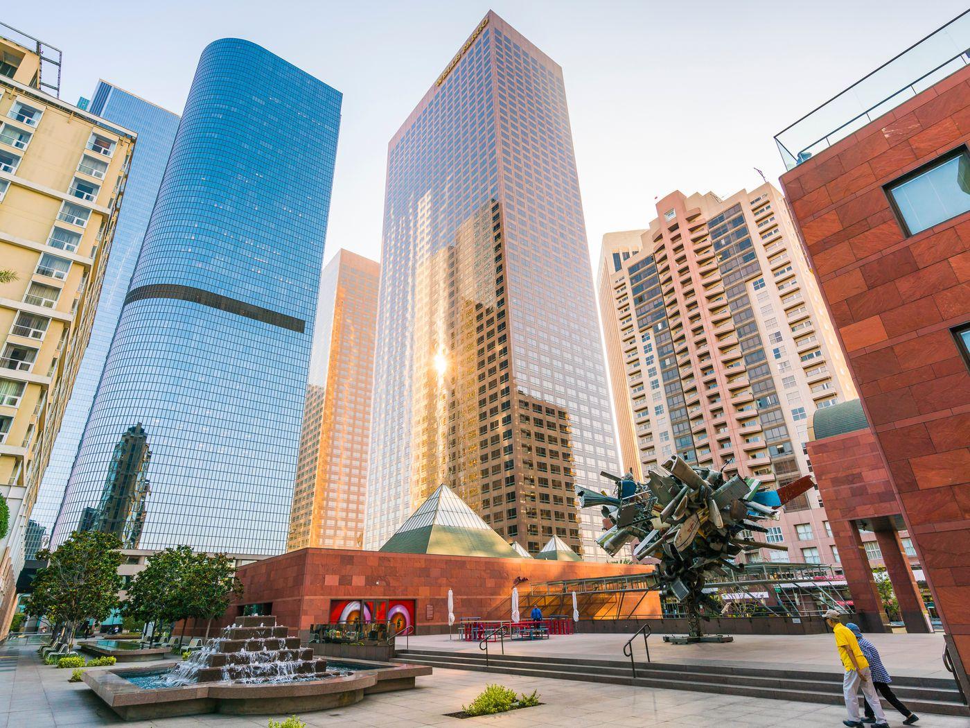 Los Angeles New Modern Art Museum