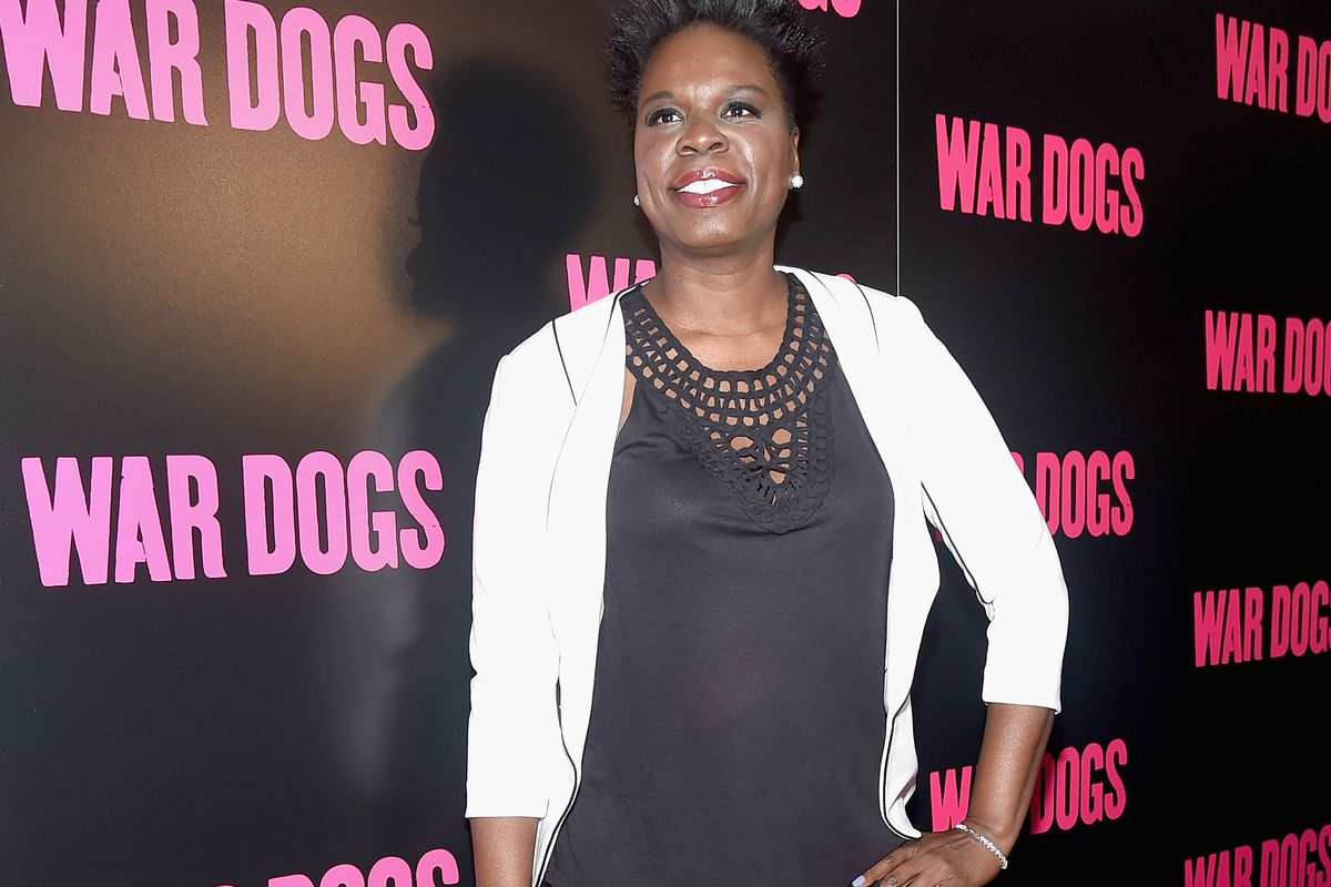 """Leslie Jones attends the """"War Dogs"""" New York premiere at Metrograph on August 3, 2016, in New York City."""