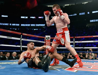 529042992.jpg - Looking back at the big fights of Cinco de Mayo weekend ahead of Canelo-Jacobs